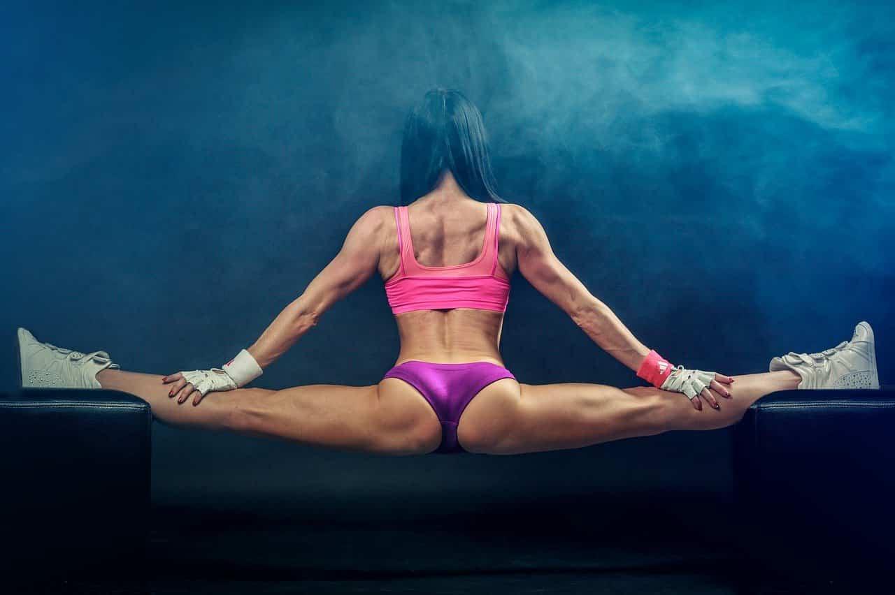full splits